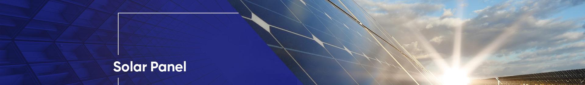 Solar Panel Header