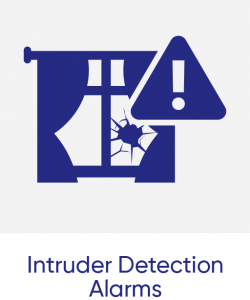Intruder Detecttion Alarms